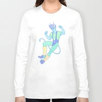 heymonster Long Sleeve T-shirts featuring Jazzercise by heymonster