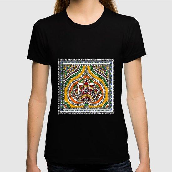 Lotus on Paan by creativemithila