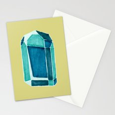 water crystal. Stationery Cards