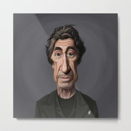 Celebrity Sunday ~ Al Pacino Metal Print