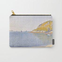 Port of Saint-Cast Carry-All Pouch