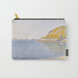 Port of Saint-Cast Carry-All Pouch