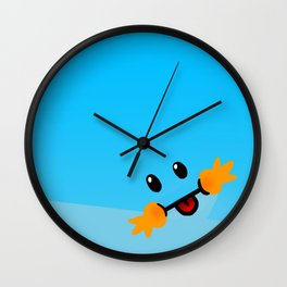 Kipper Wall Clock