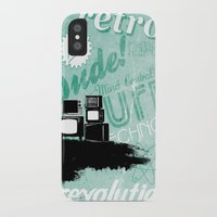revolution iPhone & iPod Cases featuring Revolution by ColbyGreen