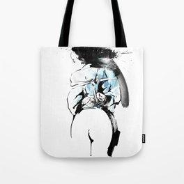 Shibari - Japanese BDSM Art painting #2 Tote Bag