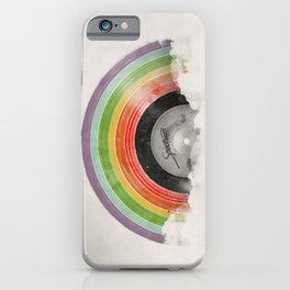 Rainbow Classics iPhone Case