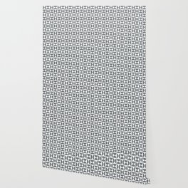 HALF-CIRCLES, GREY Wallpaper