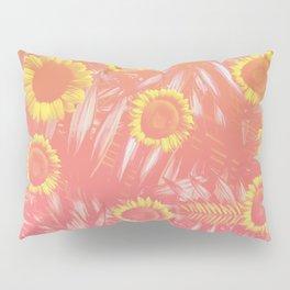 Sunflower Party #4 Pillow Sham