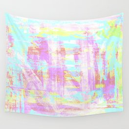 abstract pastell  Wall Tapestry