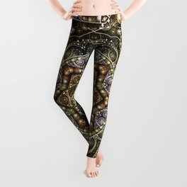 Mandalas from the Voice of Eternity 8 Leggings