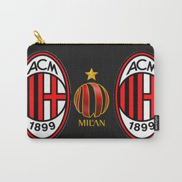 I Rossoneri A.C. Milan Carry-All Pouch