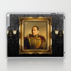 Dwayne (The Rock) Johnson - replaceface Laptop & iPad Skin