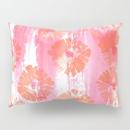 California Poppy Pop Pillow Sham