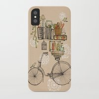 wesley bird iPhone & iPod Cases featuring Pleasant Balance by florever