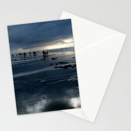 Ocean Shores (Washington) Clammers Stationery Cards