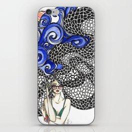 Copacabana Girl iPhone Skin