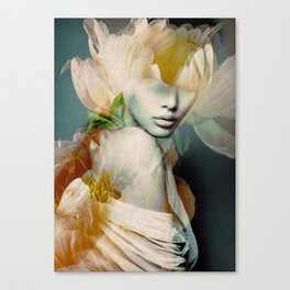 blooming 2a Canvas Print