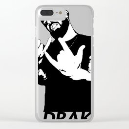 DRAKERNR Clear iPhone Case