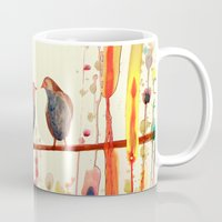 les mis Mugs featuring les gypsies by sylvie demers