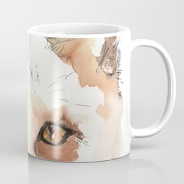 The Knowing Coffee Mug