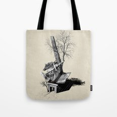 Immerse & Pondering Tote Bag
