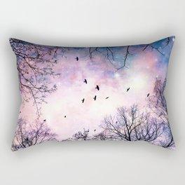 just imagine Rectangular Pillow