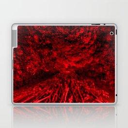 Volcanic eruption Laptop & iPad Skin