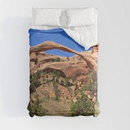 Beautiful Landscape Arch Comforters
