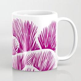 Mushroom Bouquet - Magenta Coffee Mug