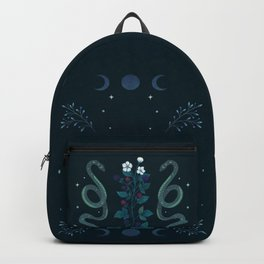 Serpent and Wild Berries Backpack