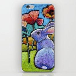Bunnytime iPhone Skin