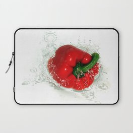 Red Pepper Splash Laptop Sleeve