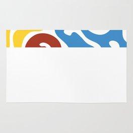 Spot colors Rug