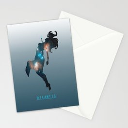 Space Princesses: Kida Stationery Cards