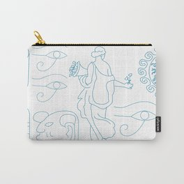 Symbolic art of mythology and folklore Carry-All Pouch
