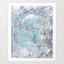 Mold Skeleton 2 Art Print