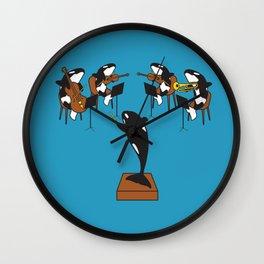 Orcastra Wall Clock