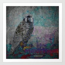 Millennium Spirit Art Print