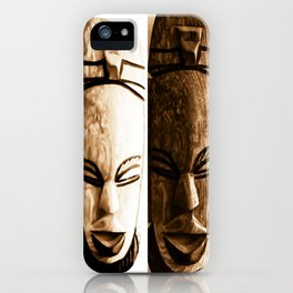 mother earth ancient goddess iPhone Case