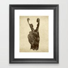One Day Framed Art Print