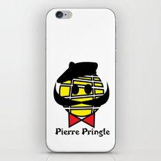 Píerre Príngle iPhone & iPod Skin