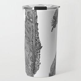 Raven Feather 3 Travel Mug
