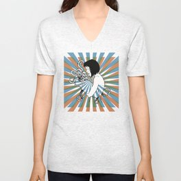 Parenthood Unisex V-Neck