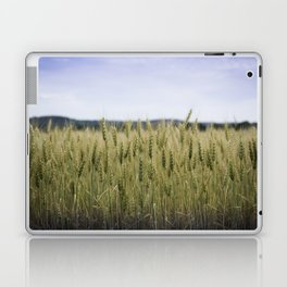 Grain Almost Ready For Harvest Laptop & iPad Skin