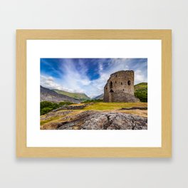 Dolbadarn Castle Framed Art Print