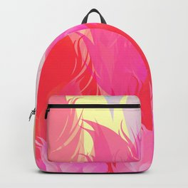 After The Rain Magenta Pink Backpack