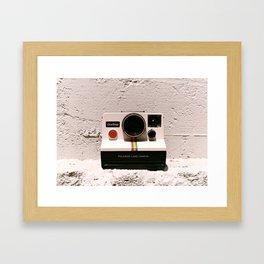 OneStep Land Camera, 1977 Framed Art Print