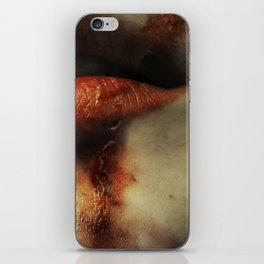 scrapes iPhone Skin