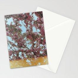 Analog tree Stationery Cards