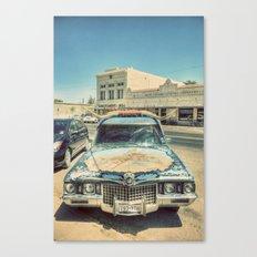 Ride of a Lifetime Canvas Print